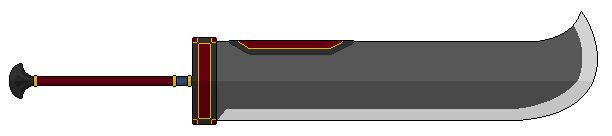 Titan's Ancient Blade