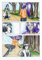 Cat vs Hornet pg 1 by CrimsonStigmata2501