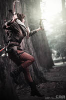 Leap of Faith - Rise of the Tomb Raider by skyseed21