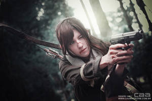 Sharp Shooter - Rise of the Tomb raider by skyseed21