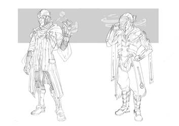 Sci-fi concept_male02 by DiaXYZ