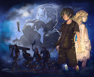 FFXV: Unbreakable bonds by DiaXYZ