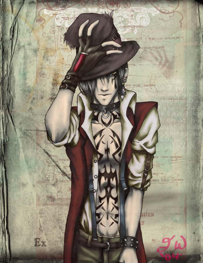 Mad Hatter by ~Fuzzysocks102 on deviantART