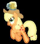 Applejack Trot