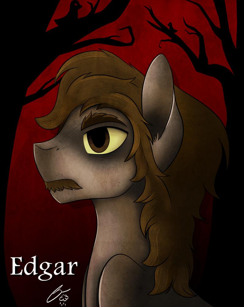 Edgar Allan Poeny by iRaincloud