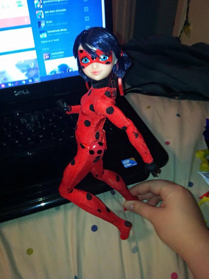 Miraculous Ladybug! by Makeup-love95