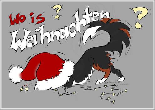 Wo is Weihnachten?