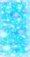 Sparkly blue Custom box bg