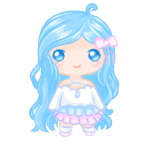 Mini Chibi Mellow by AquaSparkles