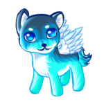Mini Chibi Snowfleet by AquaSparkles