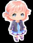 ArtPile's Mascot, Maple by AquaSparkles