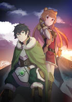 The Rising of The Shield Hero by Kusubii