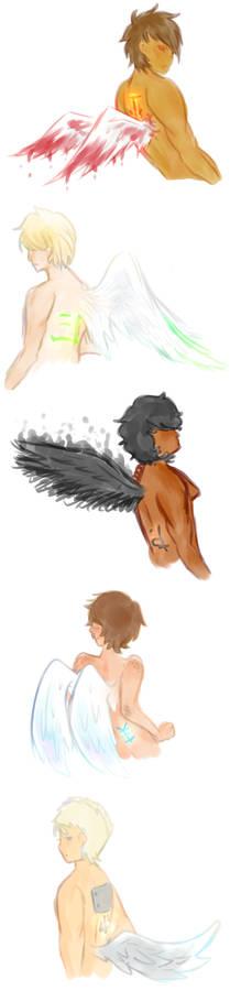 Ninjago x Wings