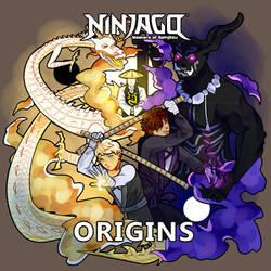 Ninjago : Origins by x3thanXx