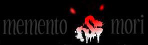 Memento Mori by evilness-2008