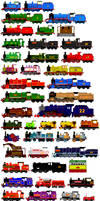 Thomas and Friends Animated Characters 10