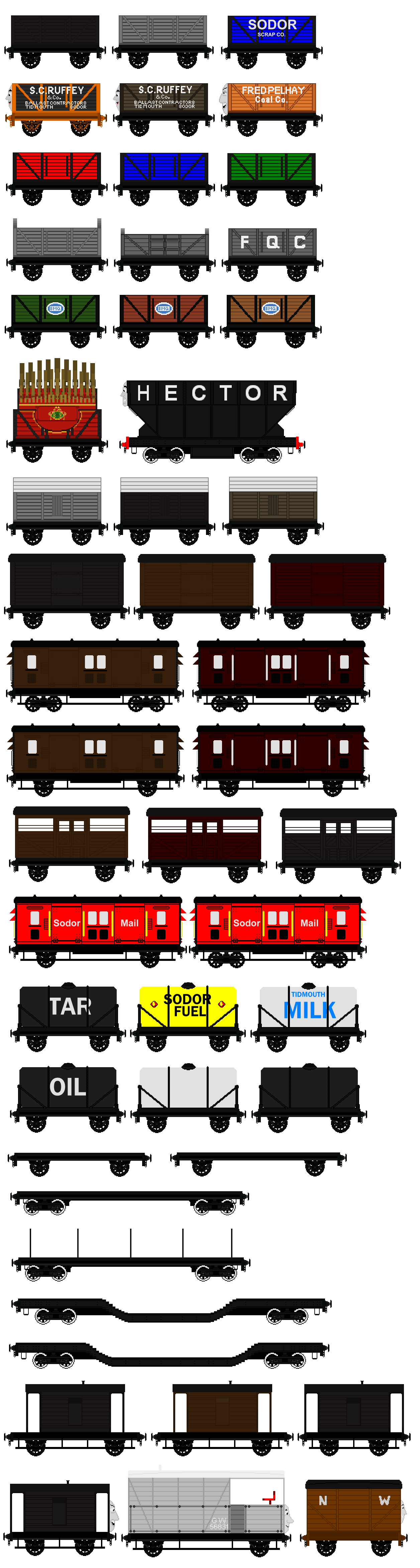 Thomas And Friends Sprites Www Topsimages Com