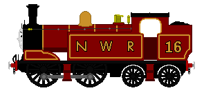 Lily the NWR Engine by JamesFan1991