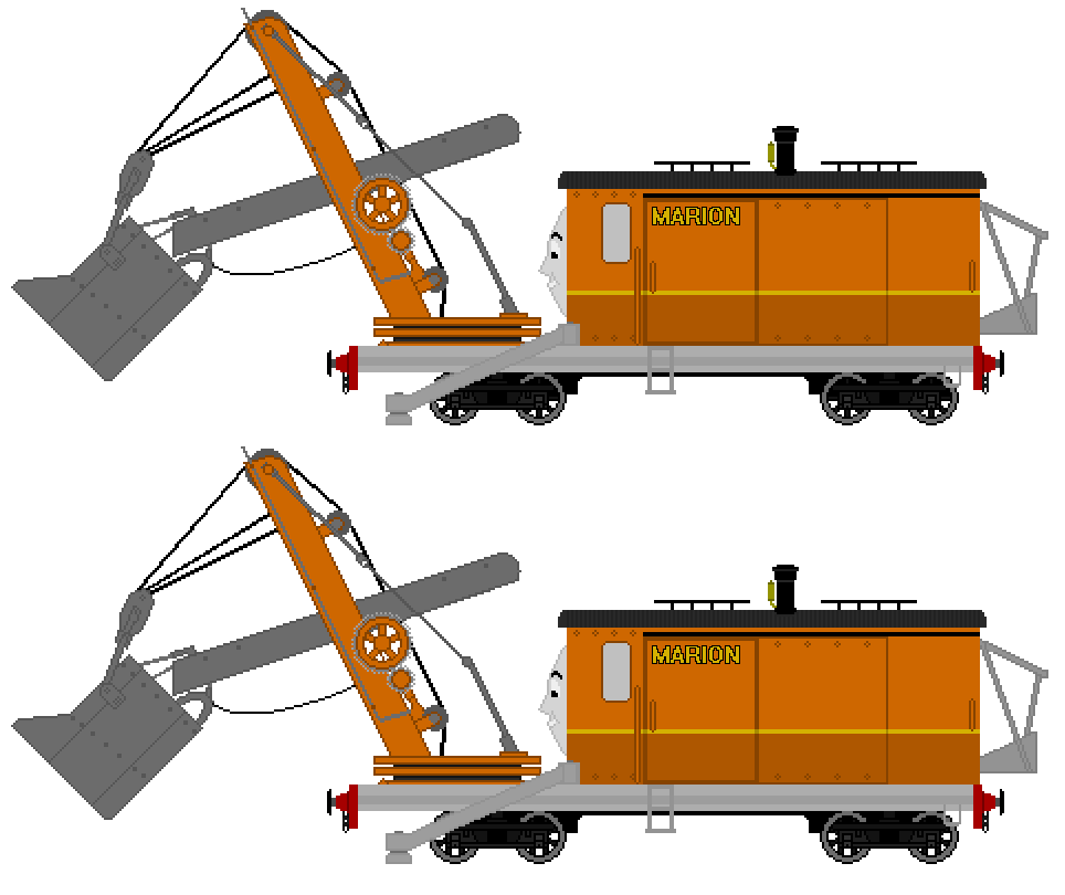 reg the scrapyard crane - photo #21