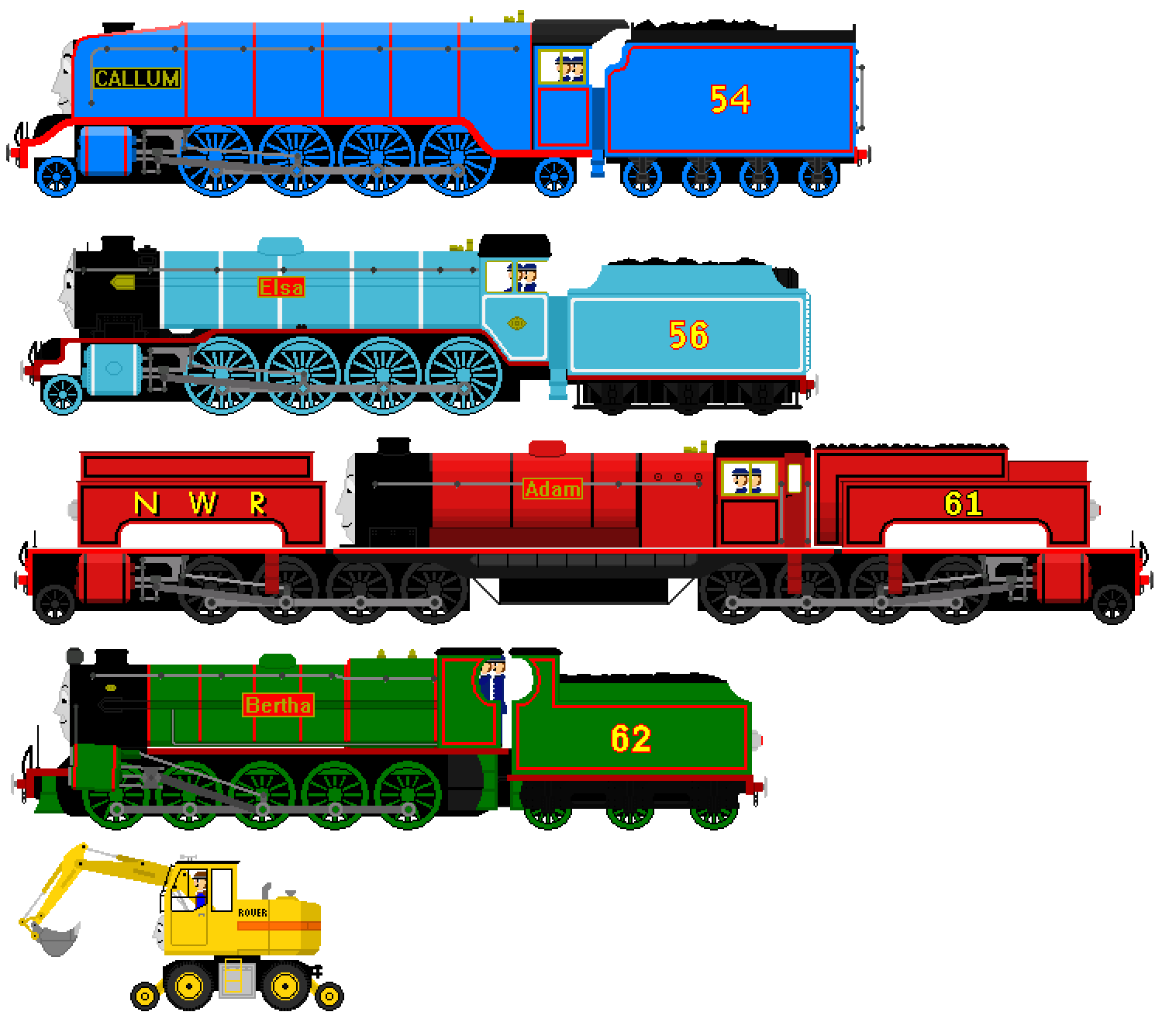 Calling All Engines! | Thomas the Tank Engine Wikia …