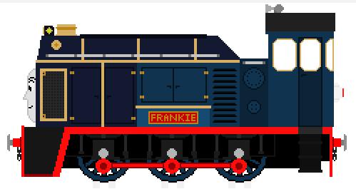 JamesFan1991 37 38 Frankie The Hudswell Clarke Diesel Shunter By