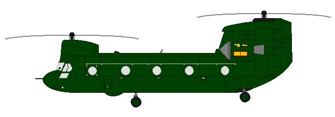John the CH-47 Chinook by JamesFan1991