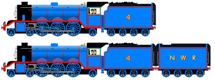 New and Improved Tenders for Gordon