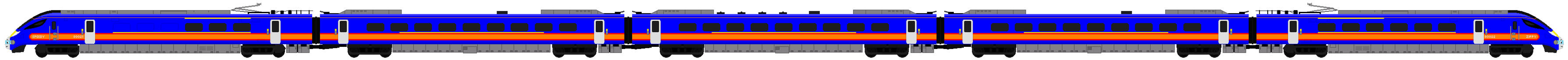 The Vicarstown to Edinburgh Express