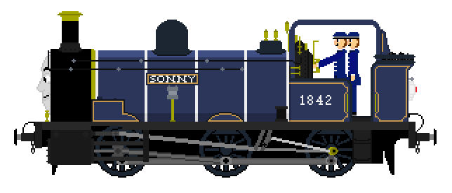 Sonny the Well Tank Engine
