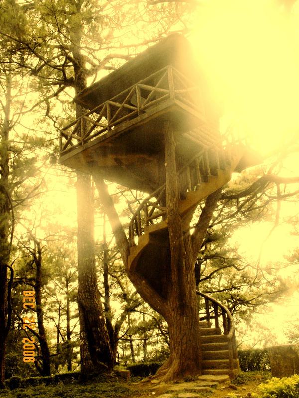 tree house by charmarushka - Avatar Bulmaca