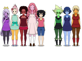 Kisekae - Steven Universe by ArtistStar144