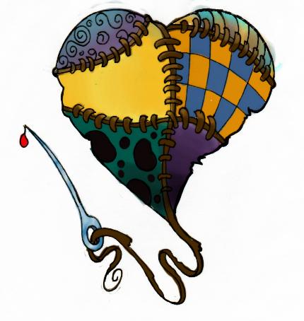 Sally Heart by Joshua-Rowlands