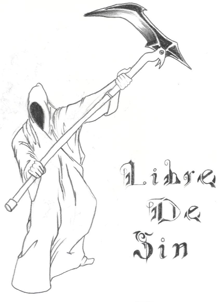 libre de sin grim reaper by unkwowndivinity