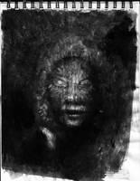 ghost by lheneks