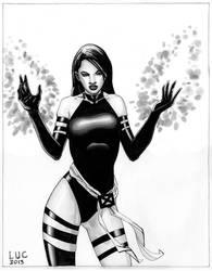 Psylocke, X-Woman