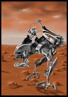 War of Mars by Coalbiter