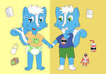 Son Or Brother by GussySkunky