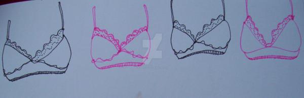 pretty bras