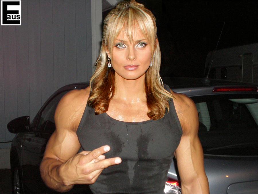 Female Teen Bodybuilder 64