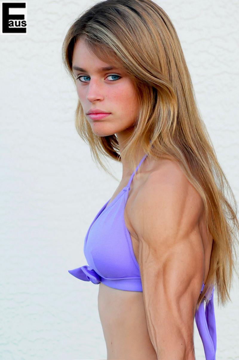 Fitness Model Women Female Picture