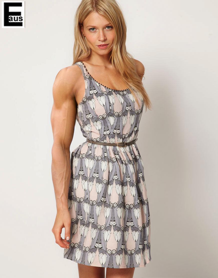 Female fitness model 3 by edinaus male models picture - Modele dressing ...