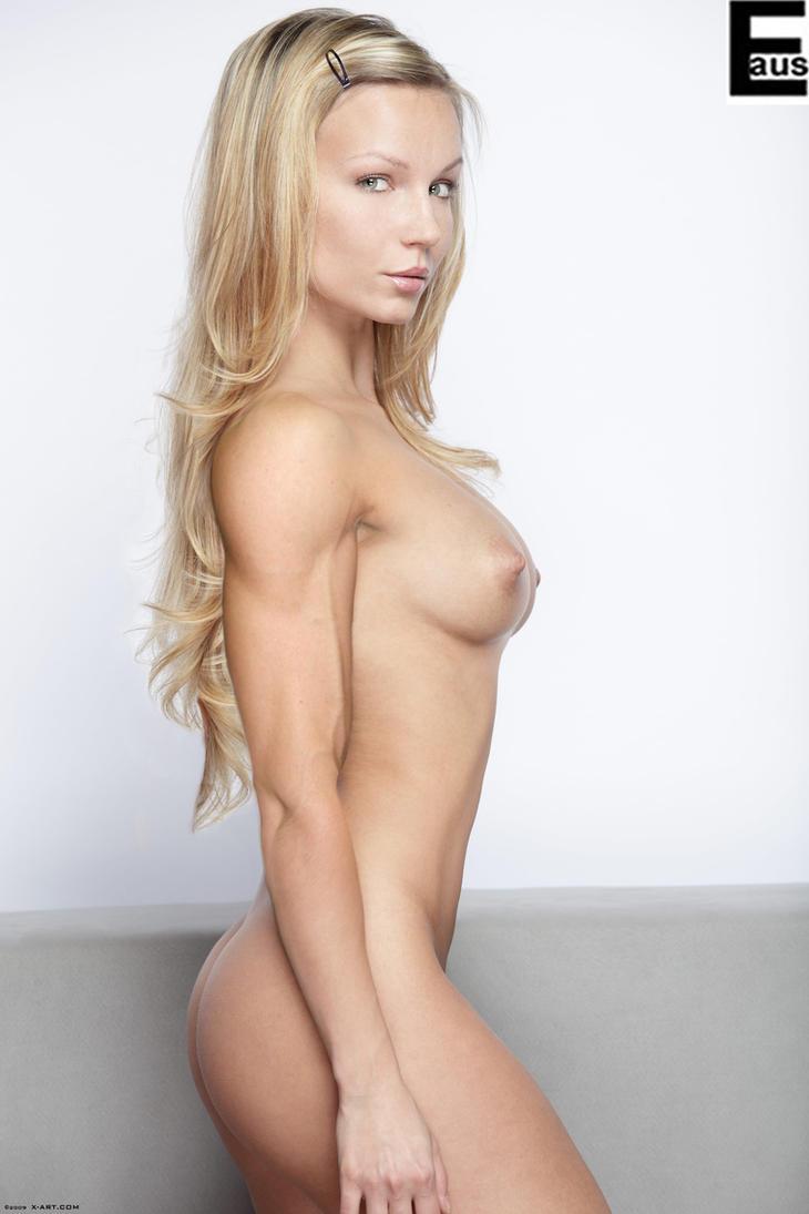 Skinny ex gf naked