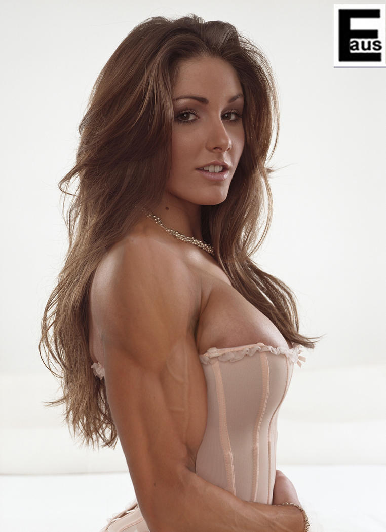 Lucy Pinder Muscle by edinaus