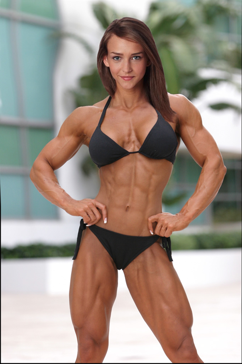 Hot Teen Female Bodybuilder 9 by edinaus on DeviantArt