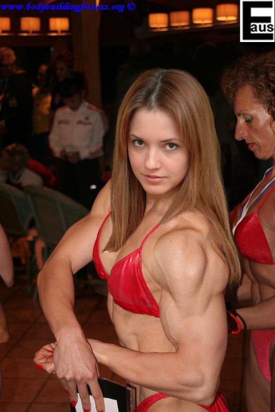 Teen Female Bodybuilder 3 by edinaus
