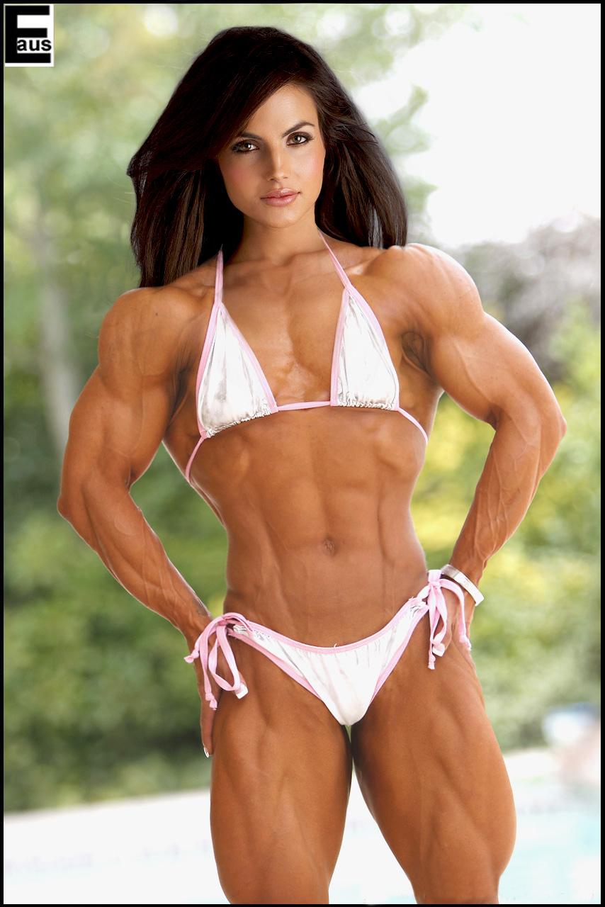 Hot female bodybuilder 4 by edinaus on DeviantArt