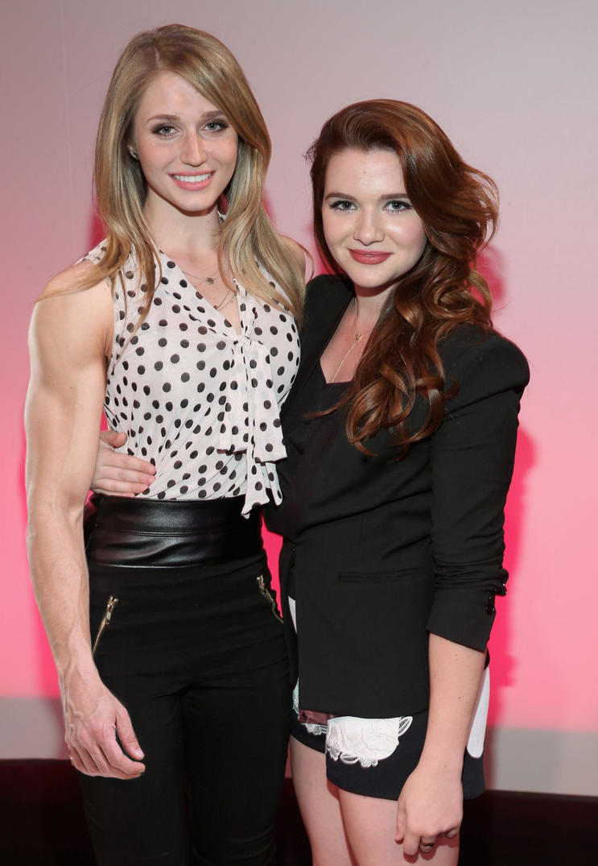 Muscular Diana Agron by edinaus