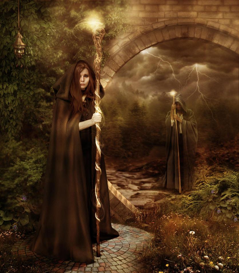 The Black Magicians by CearaFinn
