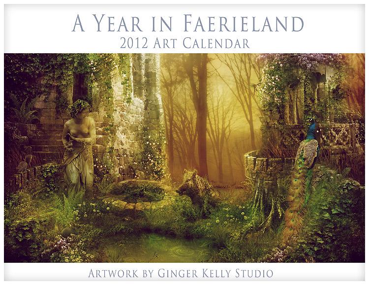 Calendar: A Year in Faerieland