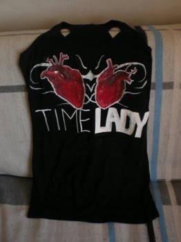 Time Lady T-shirt